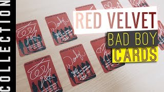[Collection] RED VELVET 'The Perfect Red Velvet' Photocards | Bad Boy