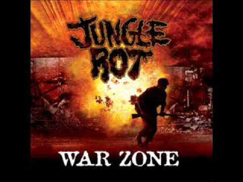 Jungle Rot - Cut In Two lyrics
