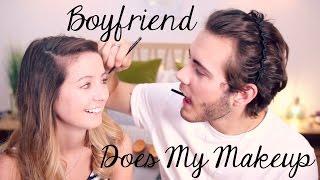 Video Boyfriend Does My Makeup | Zoella MP3, 3GP, MP4, WEBM, AVI, FLV November 2018
