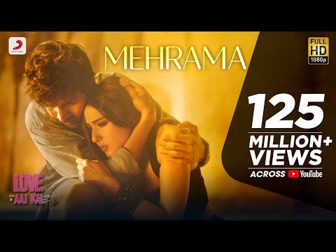 Mehrama - Love Aaj Kal | Kartik | Sara | Pritam | Darshan Raval | Antara