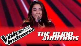"Video Fahira ""Hard to Say I'm Sorry"" I The Blind Auditions I The Voice Kids Indonesia GlobalTV 2016 MP3, 3GP, MP4, WEBM, AVI, FLV Oktober 2018"