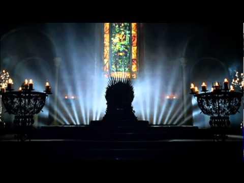 Game of Thrones-Iron Throne Intro