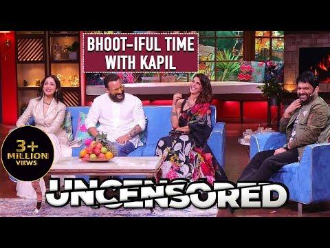 The Bhoot Police Cast Enjoy At TKSS | The Kapil Sharma Show | Saif Ali Khan, Yami Gautam, Jacqueline