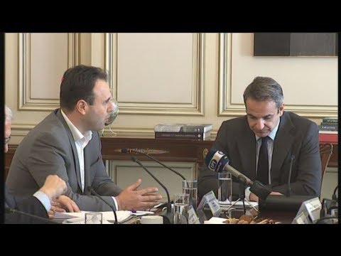 Κυρ. Μητσοτάκης: «Η κυβέρνηση αυτή εμπιστεύεται την τοπική αυτοδιοίκηση»