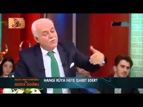 Video Nihat Hatipoglu Hangi Rüya Neye İşaret Eder download in MP3, 3GP, MP4, WEBM, AVI, FLV January 2017