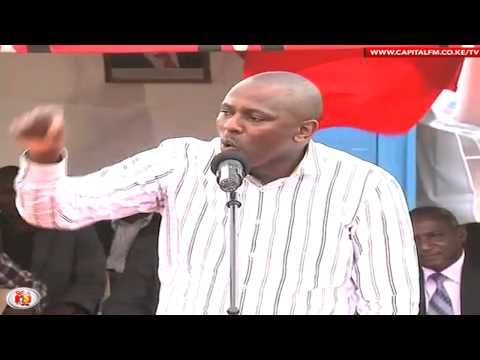 ukambani - Deputy President William Ruto has urged Ukambani leaders to shove aside political differences and work with the government to better the lives of the people....