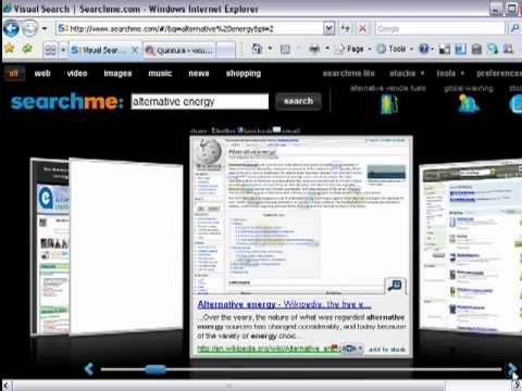 Advanced and Alternative Internet Search Methods