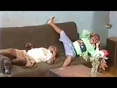 YOU WILL LAUGH AND FALL FROM YOUR CHAIR WATCHING THIS FUNNY AKI & PAWPAW COMEDY - NIGERIANMOVIES2020