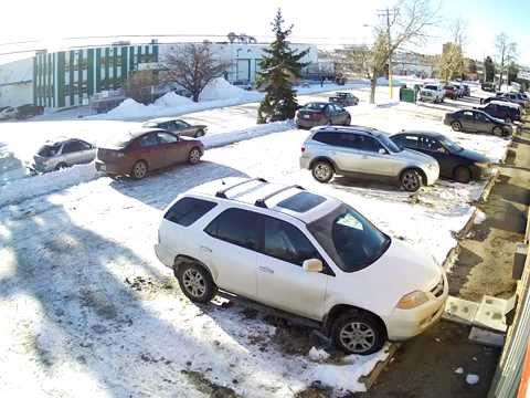 The Worst Parking Job In History Caught On Camera
