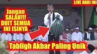 Video Tabligh Akbar Ustad Abdul Somad Yang PALING UNIK! Kumpulkan UANG Pakai SARUNG Dapat  Hampir SEKARUNG MP3, 3GP, MP4, WEBM, AVI, FLV Februari 2019