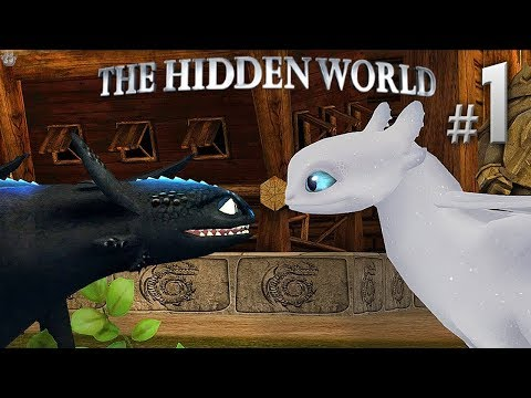 THE HIDDEN WORLD AWAITS! School of Dragons: The Hidden World - Part #1