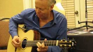 Tommy Emmanuel @ CAAS 2009 - Saturday Night Shuffle