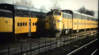 Barrington (IL) United States  city photos : Barrington IL Trains mid 1970s