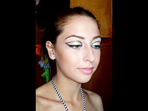 [Request] Make up tutorial Audrey Hepburn inspired