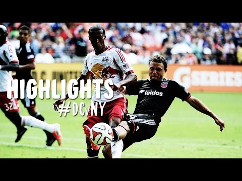 Red - The Atlantic Cup kicks off at RFK Memorial Stadium as Supporters' Shield contenders D.C. United host a New York Red Bulls team desperate to secure its spot in the playoffs. Subscribe to...