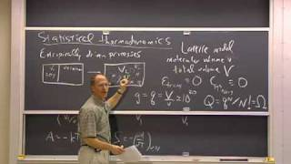 Lec 27 | MIT 5.60 Thermodynamics&Kinetics, Spring 2008