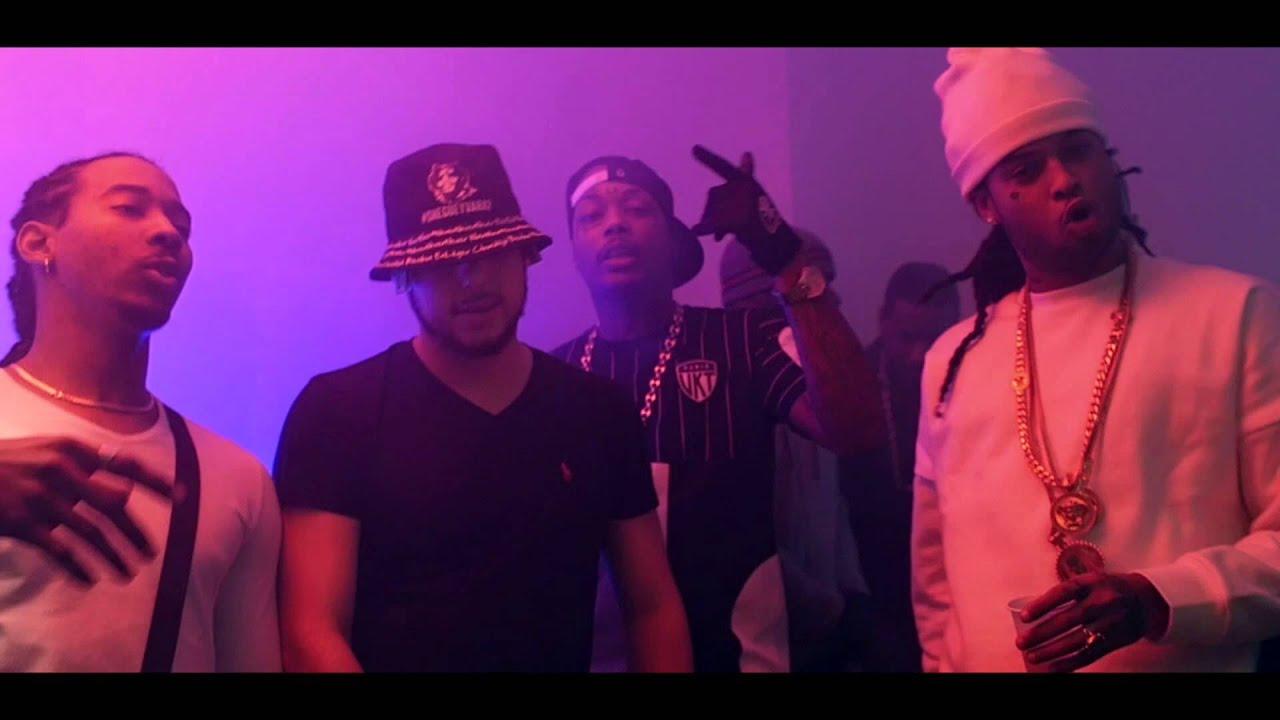 Dj Ken x Kalash - P�pini�re Freestyle (Studio Video)