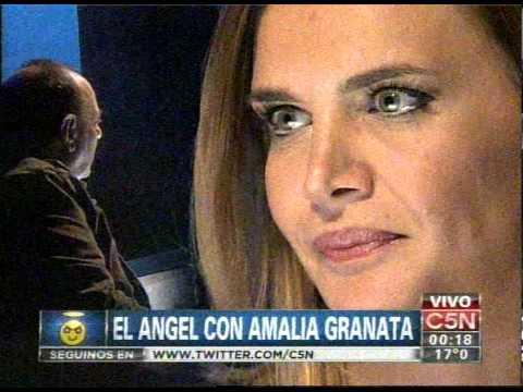 C5N - EL ANGEL DE LA MEDIANOCHE CON AMALIA GRANATA