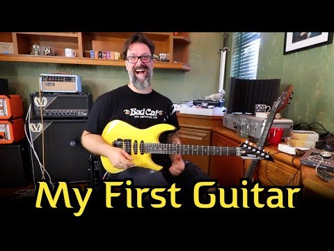 Customising My first ever Guitar – Yamaha Franken-Shredder