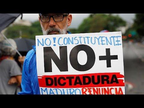 Καράκας: Λαϊκή οργή για τη «λαϊκή συνέλευση»