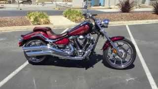 10. Contra Costa Powersports-Used 2013 Yamaha Raider SCL 113ci Big Bore Power Cruiser motorcycle