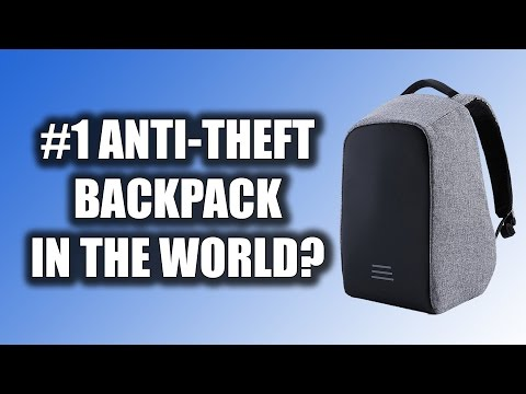 Kalidi Anti-Theft Backpack Review! Only $35?