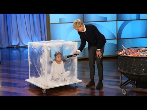Costumes - Ellen's done it again! She's put together some terrific costumes for your kids this year.