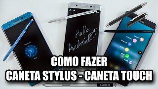 Download Lagu Como Fazer Caneta Stylus Para Smartphones - Caneta Touch Mp3