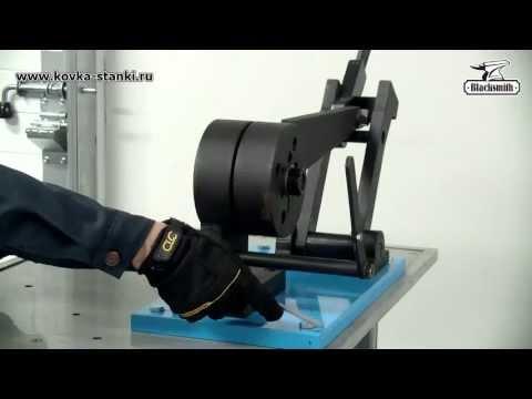 Станок для холодной ковки универсальный своими руками