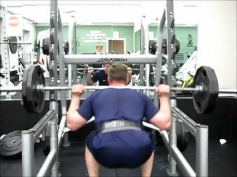 Full Offseason Legs Workout (quads)