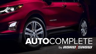 AutoComplete: Chevrolet unveils the all-new 2018 Equinox crossover by Roadshow