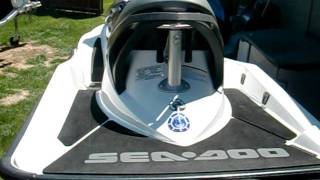 9. 2006 Sea Doo GTX 155 hp 76 hours