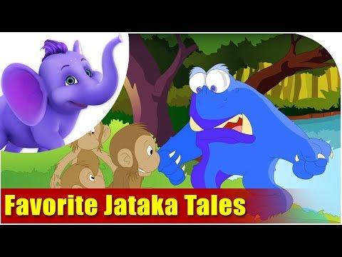 Favorite Jataka Tales in Hindi