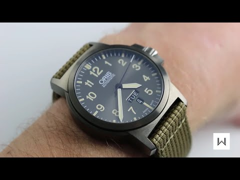 Oris BC3 Advanced Day Date Ref. 01 735 7641 4263-07 5 22 22G Watch Review
