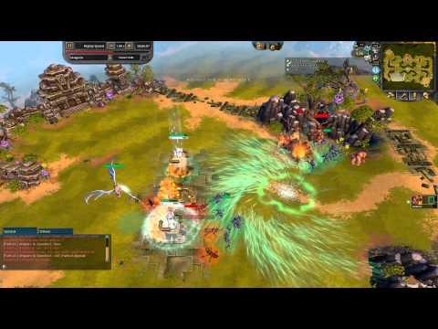 Battleforge PVP Replay #40 - xAragornx vs xXTakerXx