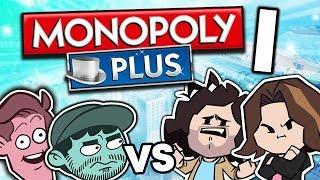 Monopoly VS SuperMega: Friendship Energy - PART 1 - Game Grumps VS