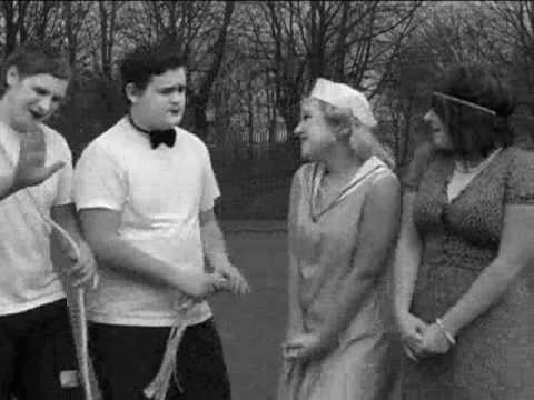 slapstick comedies - a Slapstick silent film written and performed in three weeks by Salford University First Year Students.