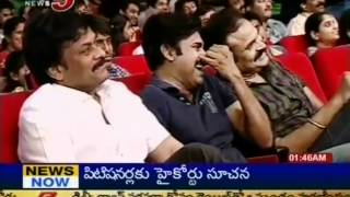Producer Ganesh Babu At Gabbar Singh Audio Launch (TV5)