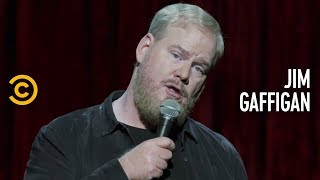 Jim Gaffigan Gives the Pope Some Advice