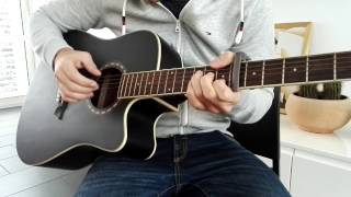 Video Faded ( Alan Walker ) - Fingerstyle Acoustic Guitar Cover MP3, 3GP, MP4, WEBM, AVI, FLV Februari 2018