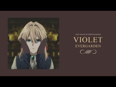 Violet Evergarden FUNNY FACE!!    AMV Crack