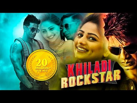 Khiladi Rockstar New Hindi Dubbed Full Movie | 2018 Kannada Comedy Movies
