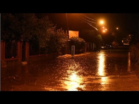 Niğde ve Bor'da Şiddetli Yağmur