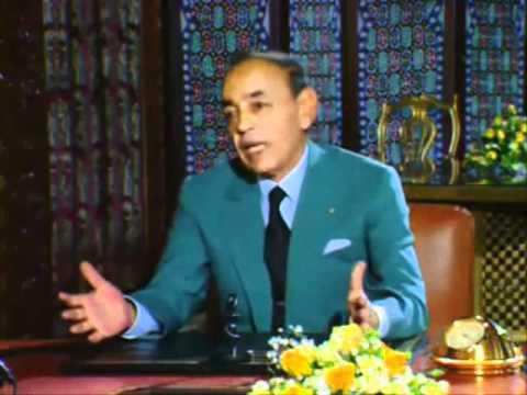 Archives – Interview de Hassan II du Maroc sur l'intégration des ressortissants marocains installés en France
