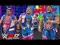 WWE 2K17 - Top 10 Funny Entrances ft John Cena, Goldberg, Undertaker, Triple H, Kane ( PS4 & XB1 )😆