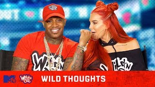 Justina Valentine & Conceited Gone Wild 🔥 | Wild 'N Out | #WildThoughts