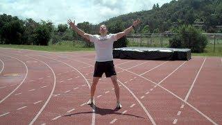 Runner Breaks 'Beer Mile' World Record