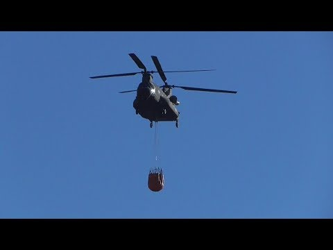 Firefighting Helicopters AS-332...