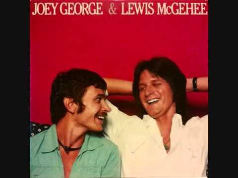 JOEY GEORGE & LEWIS MCGHEE  MASTERPIECE