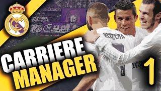 Video FIFA 17 - REAL MADRID  - CARRIÈRE MANAGER - RETOUR D'OZIL ?! VOTRE MERCATO ! #EP.1 MP3, 3GP, MP4, WEBM, AVI, FLV Mei 2017